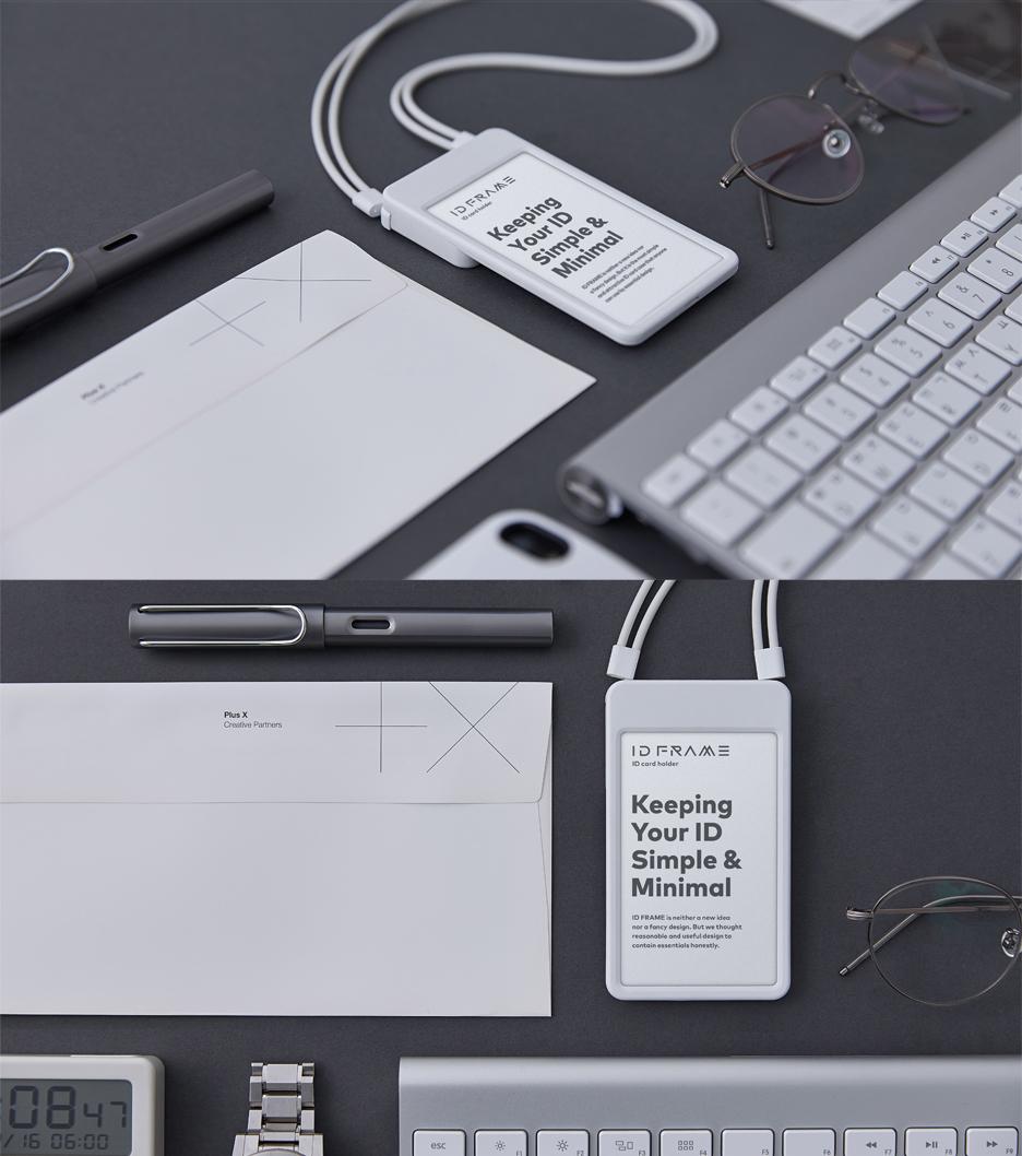 如此精致的证件卡,让你的上班动力秒升!!
