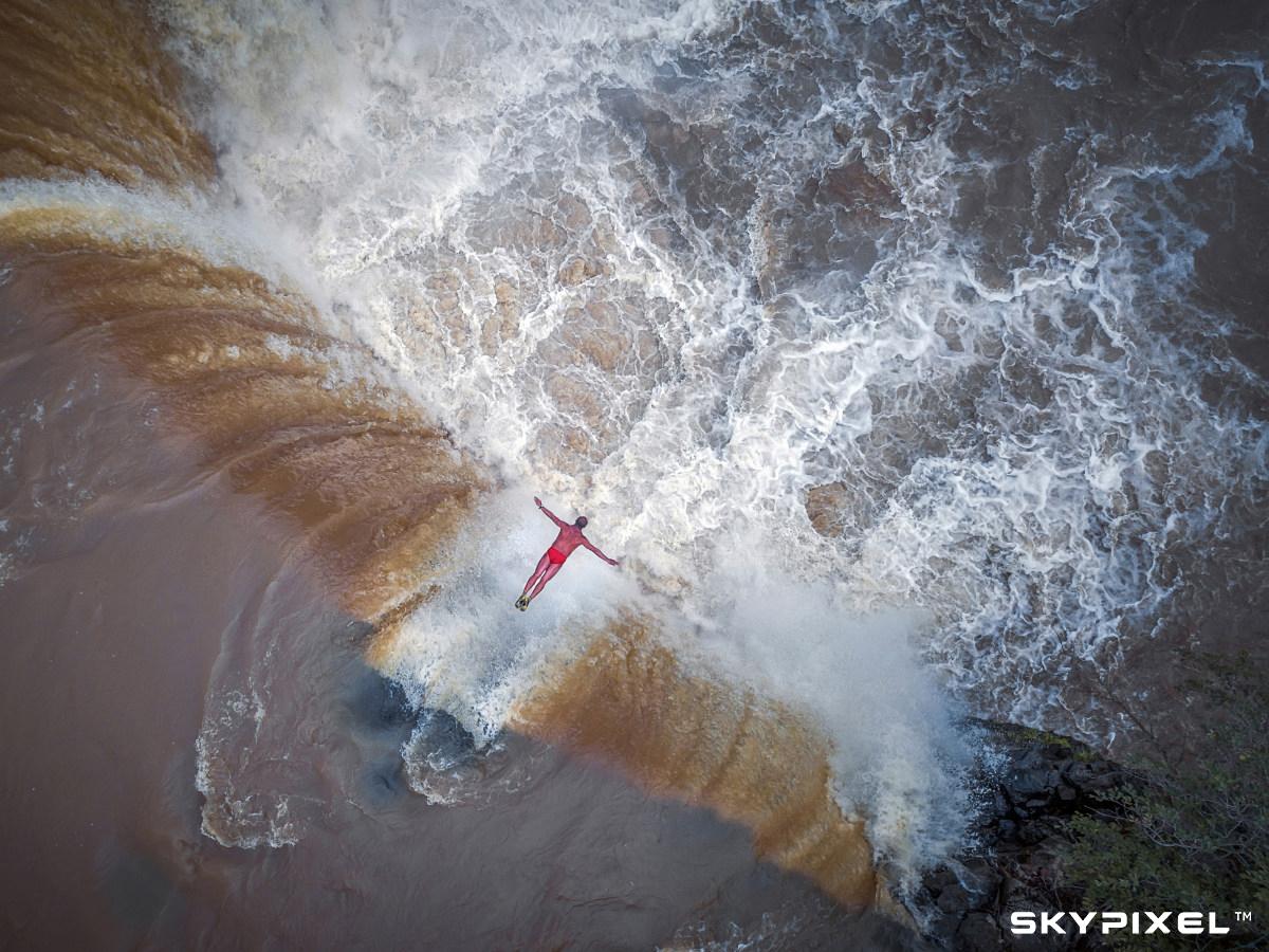 震撼!大疆选出了 2017 年度最优秀的航拍作品